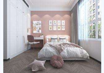 20万以上120平米三现代简约风格卧室设计图