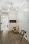 富裕型110平米四室四厅现代简约风格衣帽间装修效果图