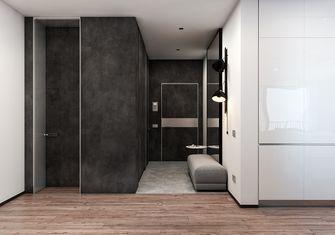10-15万70平米现代简约风格玄关设计图