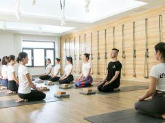 娜斓瑜伽的图片
