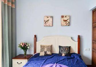 10-15万100平米三室两厅地中海风格卧室装修效果图