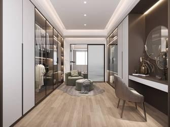 20万以上140平米四室三厅现代简约风格衣帽间图
