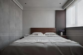 20万以上140平米三室两厅工业风风格卧室装修图片大全