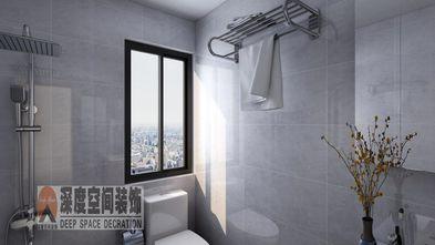 经济型100平米三室两厅现代简约风格卫生间装修图片大全