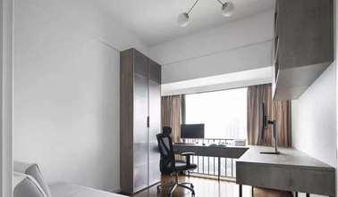 经济型90平米三室两厅法式风格青少年房欣赏图