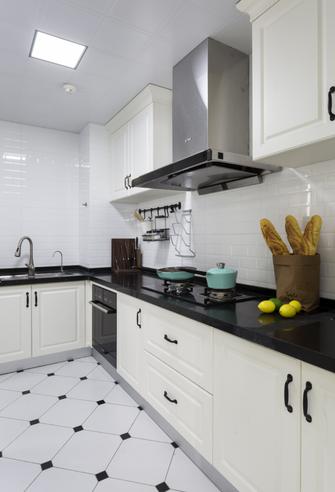 15-20万110平米三美式风格厨房装修效果图