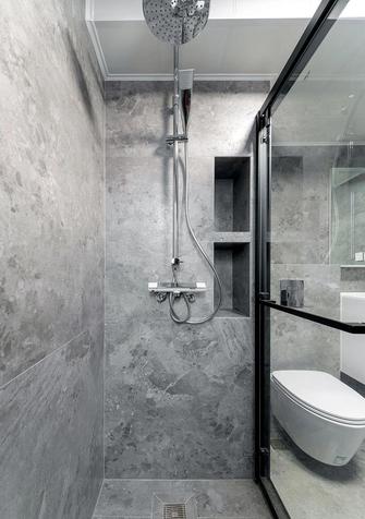60平米法式风格卫生间设计图
