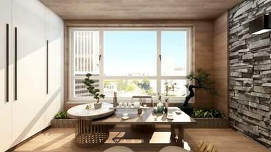 15-20万140平米四室两厅中式风格客厅设计图
