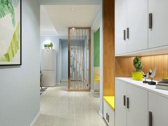 110平米三室两厅北欧风格玄关装修效果图