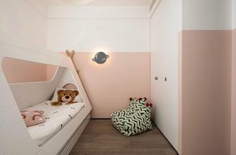 70平米现代简约风格青少年房图片