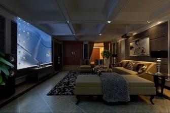20万以上130平米三室两厅美式风格影音室图