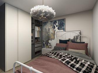 经济型70平米一居室北欧风格卧室图片大全