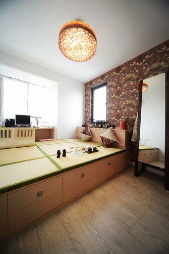 10-15万东南亚风格卧室设计图