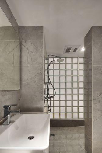 富裕型90平米三室两厅现代简约风格卫生间装修效果图