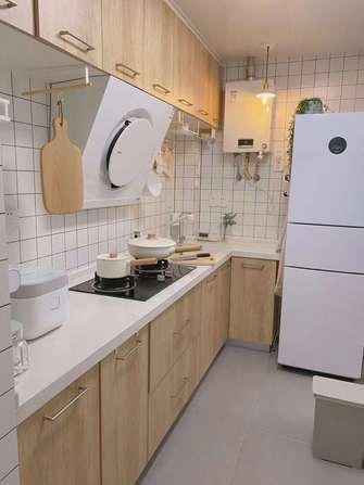 经济型60平米日式风格厨房装修案例