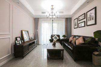 10-15万90平米三室两厅美式风格客厅图
