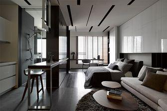 3-5万30平米以下超小户型现代简约风格卧室图