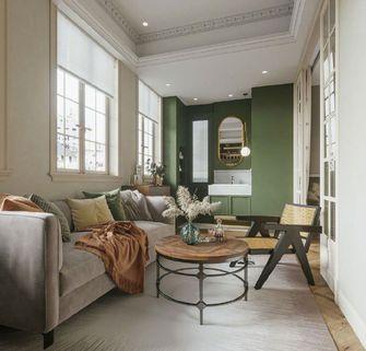 5-10万70平米一室两厅法式风格客厅效果图