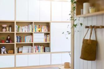 经济型120平米三室两厅日式风格客厅效果图