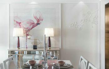 富裕型120平米三室一厅港式风格餐厅图片