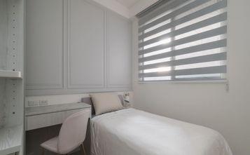 豪华型140平米三室两厅混搭风格青少年房欣赏图