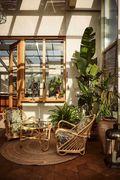 10-15万60平米公寓田园风格阳台设计图