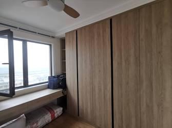 5-10万110平米三室两厅日式风格书房图片大全