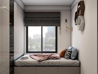 5-10万90平米三室一厅轻奢风格卧室图片