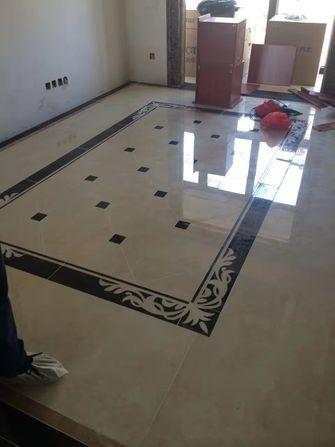 120平米三室三厅欧式风格客厅装修案例