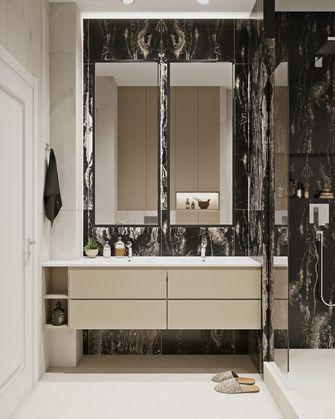10-15万130平米三室两厅法式风格卫生间图片