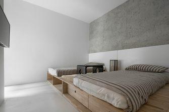 5-10万70平米现代简约风格卧室欣赏图