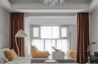 130平米四现代简约风格阳光房设计图