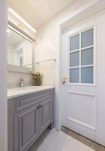 100平米三美式风格卫生间欣赏图