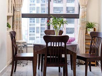 10-15万100平米三室三厅现代简约风格餐厅欣赏图