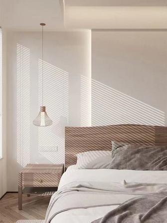 5-10万三室两厅日式风格卧室图片