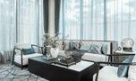 3万以下130平米别墅轻奢风格客厅装修效果图