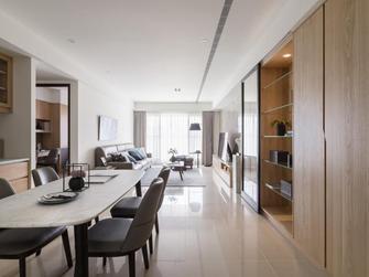 20万以上120平米三室两厅新古典风格餐厅图片大全