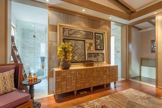 经济型70平米复式东南亚风格卫生间欣赏图