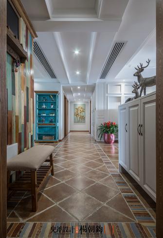 富裕型140平米四室四厅美式风格客厅效果图