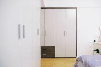 富裕型100平米混搭风格卧室图