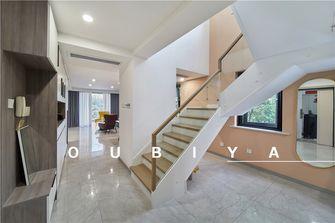 10-15万110平米三室两厅现代简约风格玄关装修效果图