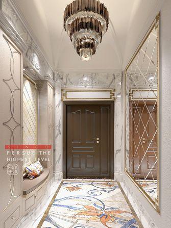20万以上140平米别墅法式风格走廊装修效果图