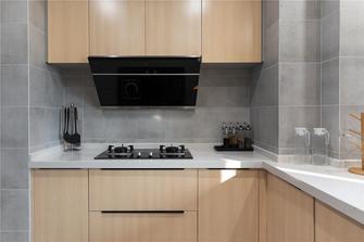 10-15万70平米现代简约风格厨房图片大全