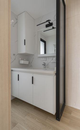 5-10万三室两厅日式风格卫生间设计图