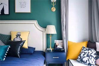 5-10万100平米四室一厅美式风格卧室装修效果图