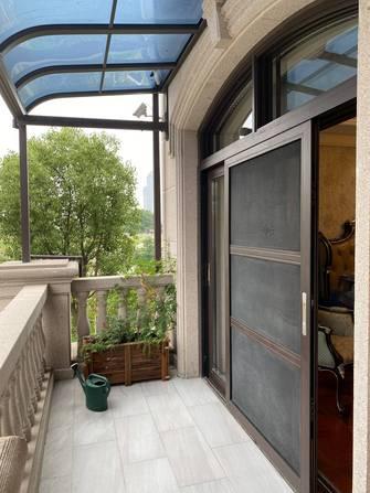 140平米别墅欧式风格阳台图