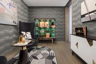 3-5万90平米混搭风格客厅图片