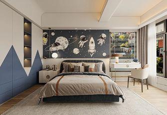 140平米别墅轻奢风格青少年房装修图片大全