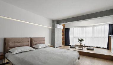 富裕型100平米现代简约风格卧室图片
