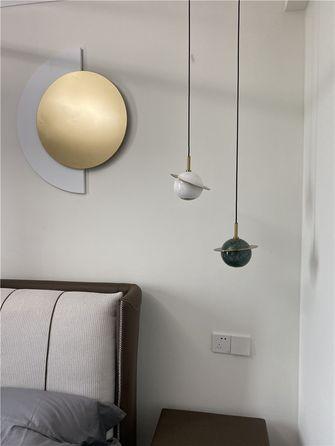 富裕型120平米四室四厅轻奢风格卧室图